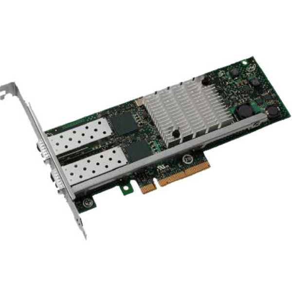 Dell Intel X520 DP 10Gb DA/SFP+ Server Adapter,Full Height,CusKit